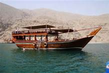 Onboard Hospitality - Dhow Cruise
